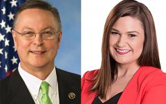 Rod Blum and Abby Finkenauer battle to represent Iowa's 1st District