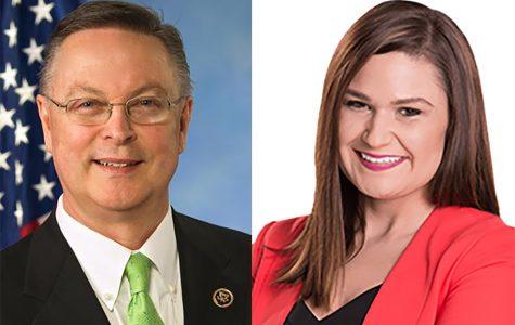 Rod Blum and Abby Finkenauer battle to represent Iowa's 1st District