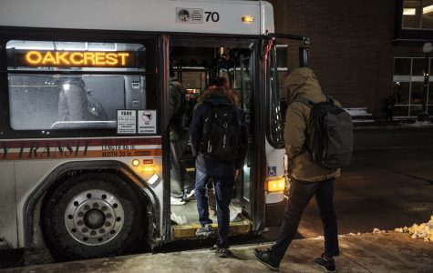 Opinion: 3 reasons why Iowa City should improve its public transportation