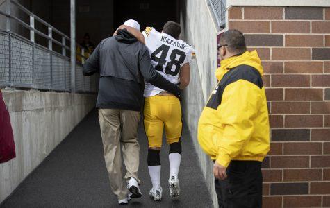 Jack Hockaday injury update