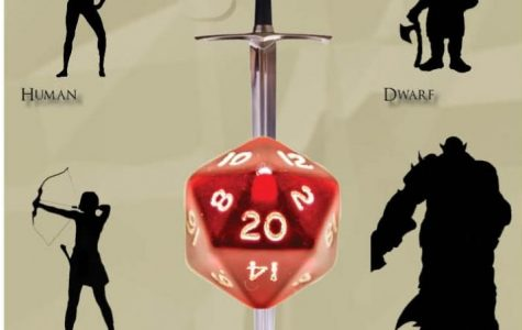 Dungeons & Dragons, a world of improv, creativity, and solving problems.