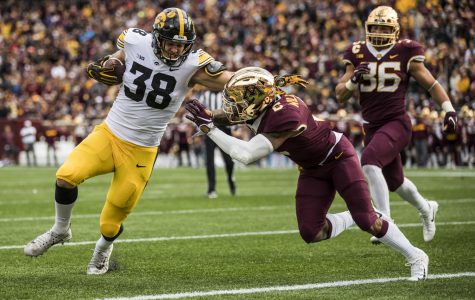 Photos: Iowa vs. Minnesota football (10/6/18)