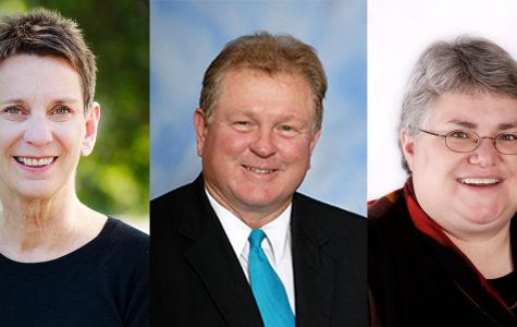 Who is on the ballot for Johnson County Board of Supervisors?