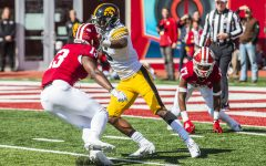 One-on-One with Hawkeye wide receiver Ihmir Smith-Marsette