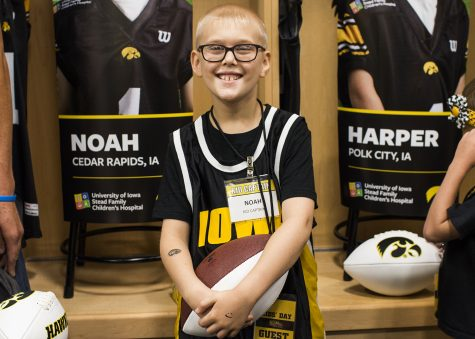 Kid Captain received best birthday gift ever — a kidney transplant