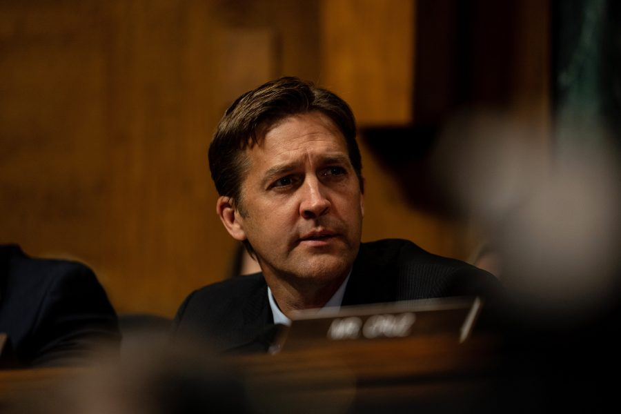 Senator+Ben+Sasse+had+tears+in+eyes+after+Christine+Blasey+Ford%27s+statements+as+the+Senate+Judiciary+Committee+holds+a+hearing+for+Dr.+Christine+Blasey+Ford+to+testify+about+sexual+assault+allegations+against+Supreme+Court+nominee+Judge+Brett+M.+Kavanaugh+at+the+Dirksen+Senate+Office+Building+on+Capitol+Hill+Thursday%2C+Sept.+27%2C+2018+in+Washington%2C+D.C.+%28Erin+Schaff%2FPool%2FAbaca+Press%2FTNS%29
