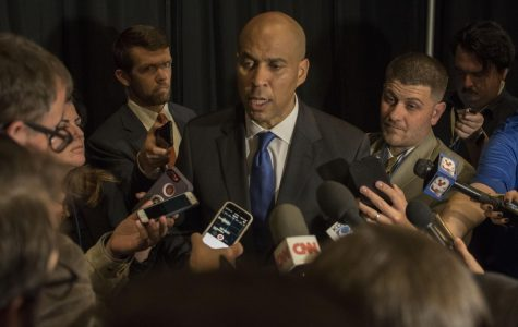 Potential 2020-er Cory Booker makes endorsement in Johnson County supervisor's race