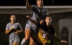 Iowa soccer wins in an upset against No. 22 Nebraska