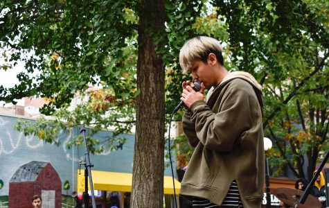 UI student and rapper Nobi remains in the shadows of the hip-hop world