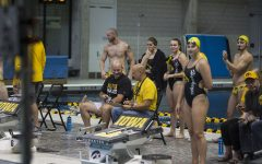 Iowa swimming and diving prepares for tough slate