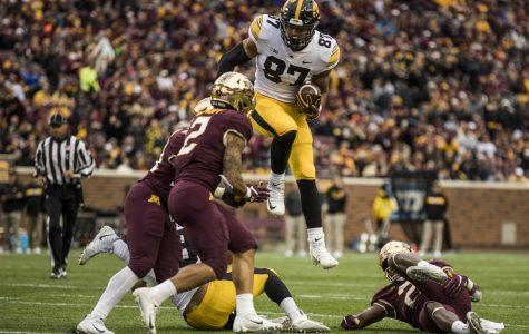 Hensley: Iowa needs more Noah Fant