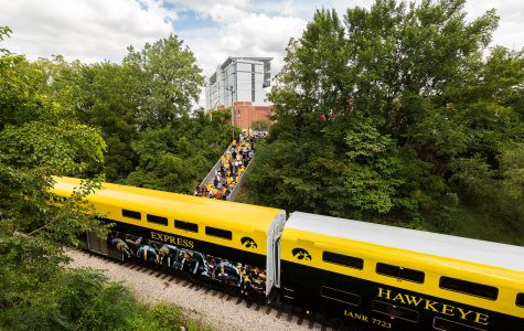 The Hawkeye Express: An intrinsic part of the game-day experience