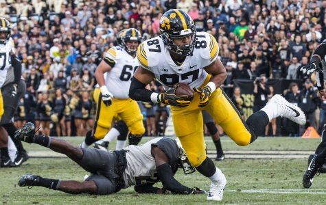 Iowa Hawkeyes generating buzz at the NFL combine