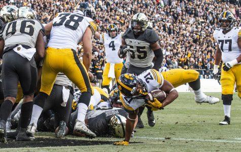 Halftime reactions – Iowa vs. Purdue