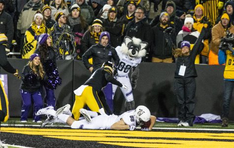 Iowa gives Northwestern a trip to Indianapolis