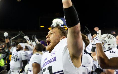 Northwestern overcomes adversity to win West
