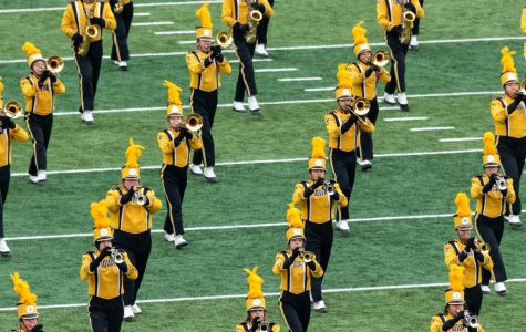 Hawkeye Marching Band director addresses band after Cy-Hawk game mistreatment allegations