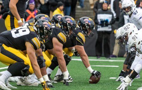 Photos: Iowa football vs. Northwestern (11/10/18)