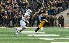 One-on-one with Hawkeye wide receiver Nick Easley