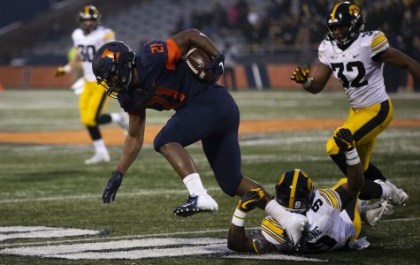 Hawkeyes ready to take on red-hot Illini