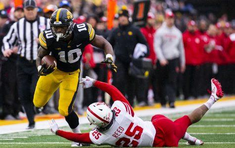 Iowa football works to improve ground attack