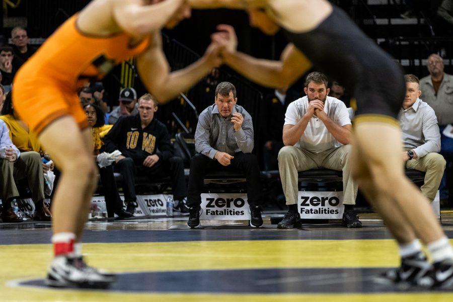 Photos: Iowa Wrestling vs. Princeton (11/16/18)
