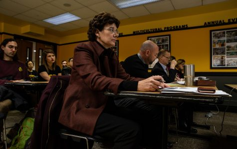 COGS, Board of Regents kick off contract negotiations