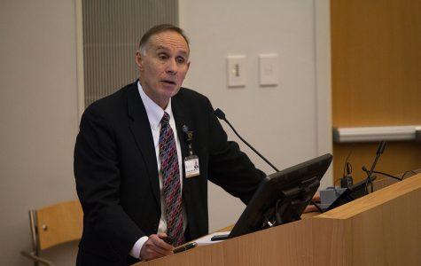 Brooks Jackson addresses UI Health Care strategic plan