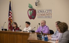 Iowa City school board redraws boundaries for next fall