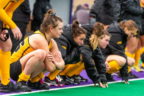 Hawkeye field hockey looks to bounce back on road