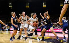 Iowa women's hoops looks to build on solid numbers