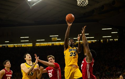 Cook puts it all together despite loss to Wisconsin