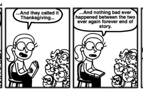Cartoon: Changing history