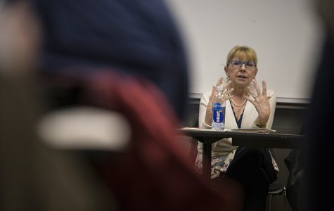 Is shared governance lacking at the UI? Faculty hold forum to answer question