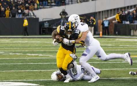 Hawkeyes look to fix the run game production