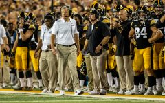 Hawkeye football's 'New Kirk' aggressive approach has sparked excitement