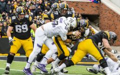 Iowa's offense looks to get back on track on the road