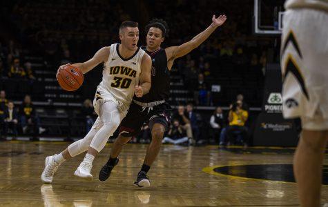 Photos: Iowa men's basketball vs. Guilford College (11/04/18)