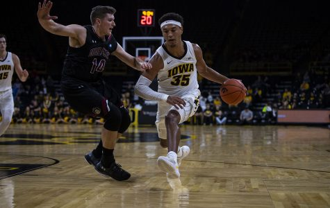 Iowa basketball player Cordell Pemsl accused of drunk driving