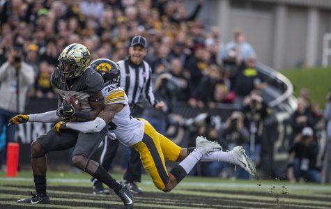 Defense, not offense, derails Hawkeyes against Boilermakers