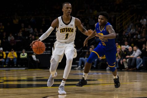 Hawkeyes look for consistency against Indiana