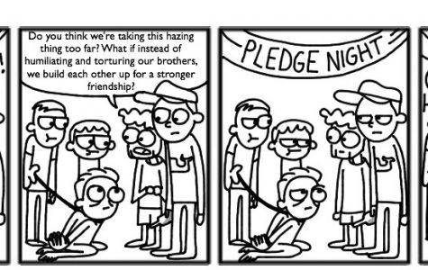 Cartoon: Brotherly Love