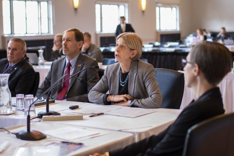 Board of Regents discusses UIHC audit, comments on Modern Piping allegations