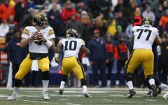 Iowa football releases Week 1 depth chart