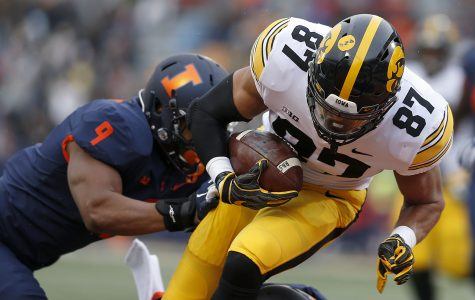 Iowa football wants to roll with great tight-end tradition