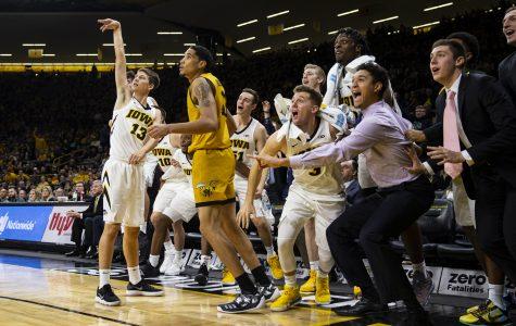 Photos: Iowa Basketball vs. Alabama State (11/21/18)