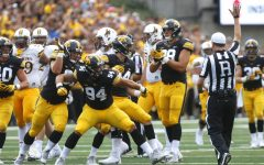 Family drives Hawkeye football's A.J. Epenesa