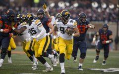 Halftime reactions – Iowa vs. Illinois