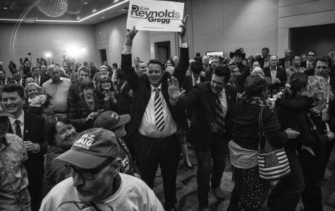 Photos: Election Night in Iowa (11/6/18)