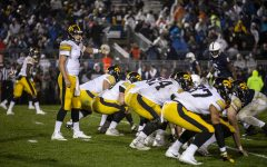 Hawkeye football seeks to bounce back in Boilermaker country